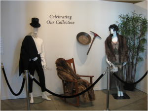 The entry to Gowns to Gold Pans: 50 Years of Collecting Redding's Art & History