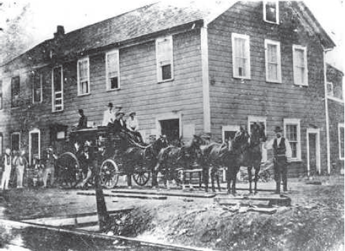 1872 Depot Hotel
