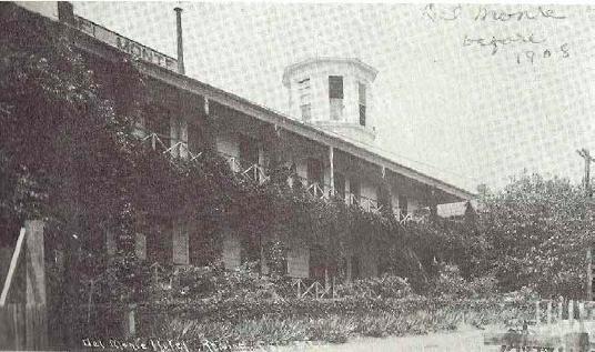Del Monte Hotel