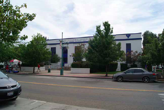 The Downtown Post Office 2012