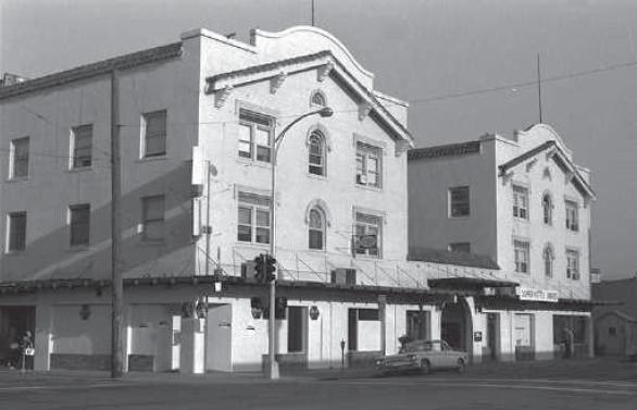 Hotel Redding