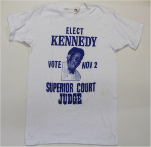 Candidate shirt