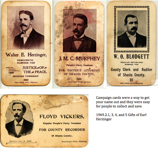 Campaign Cards