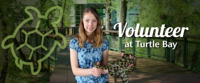 Teen Volunteer Gloria